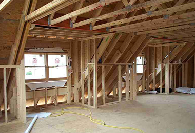 Dog House Dormer Framing Pictures To Pin On Pinterest